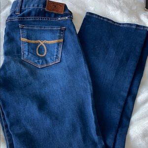 LUCKY BRAND LOLA BOOT JEANS! PERFECT CONDITION